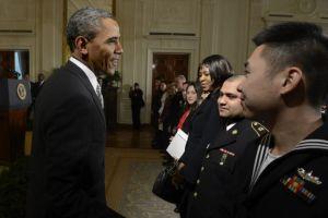 Casa Blanca homenajea a 11 activistas de inmigración