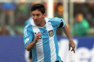 Messi admite que sufrió en Bolivia