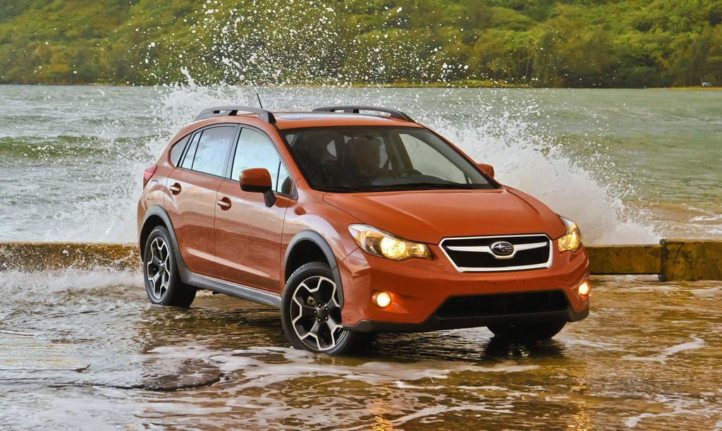 Subaru presentará nuevo SUV híbrido en el Auto Show de NY