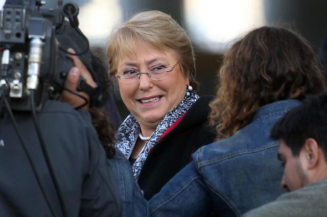 Bachelet, tras la presidencia