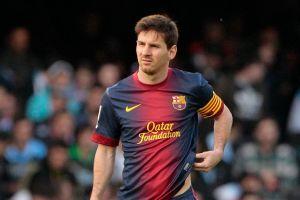 Messi llega a 19 partidos seguidos con gol (Video)