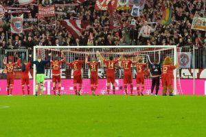 Bayern le mete goleada histórica al Hamburgo (Fotos y video)