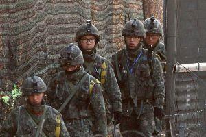 Corea del Sur prueba capacidad de respuesta para la guerra