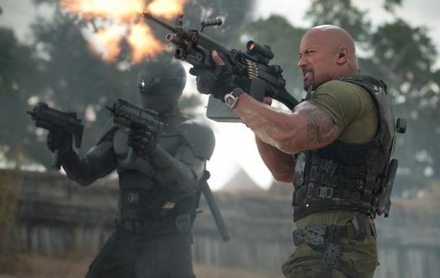 'G.I. Joe'  arrasa la taquilla