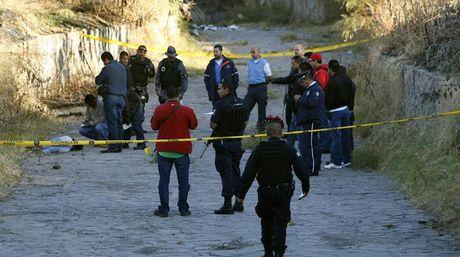 Homicidios en México suman mil 25 en marzo