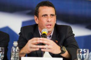 No a Maduro, sí a Capriles