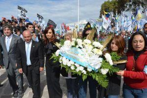 Cristina Fernández exige diálogo de Malvinas a ingleses