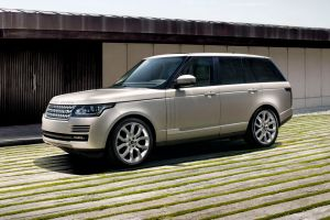 Land Rover Range Rover Supercharger (Fotos)
