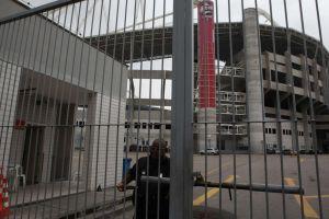 Botafogo podría abandonar el estadio olímpico