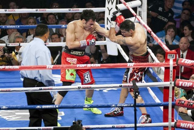 Julio César Chávez Jr.  deberá ganar su próximo combate al igual que Sergio Martínez para poder enfrentarse.