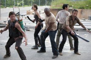 Muere doble de 'The Walking Dead' durante grabación del programa