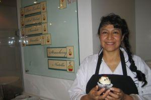 'Cupcakes' con un toque mexicano