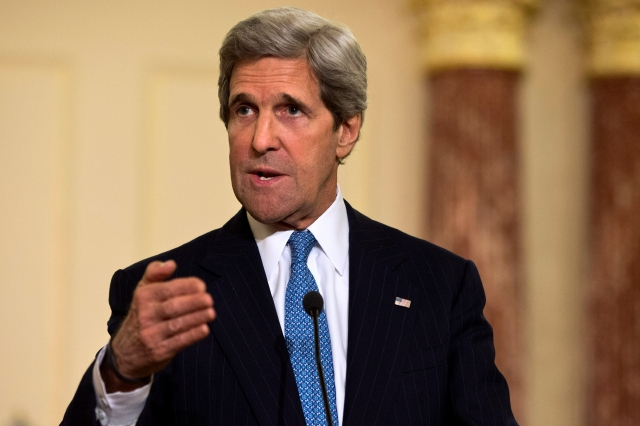 Kerry viaja a Turquía e Israel