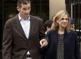 Imputan a la infanta Cristina por corrupción