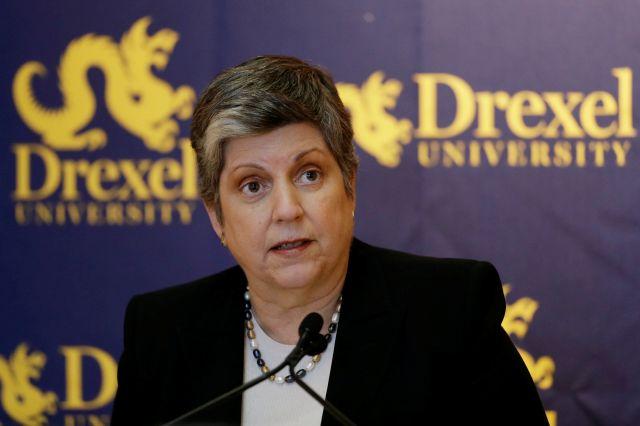 Reforma migratoria ayudaría a combatir al narco: Napolitano