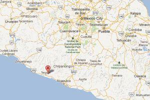 Temblor remece el DF en México, sin daños