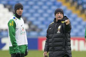 Scolari, por su primer triunfo ante Bolivia