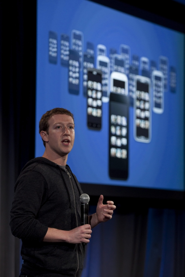 Facebook devela 'Home' Android