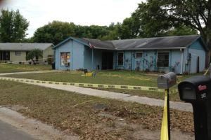 Socavón pone en peligro a más familias en Florida