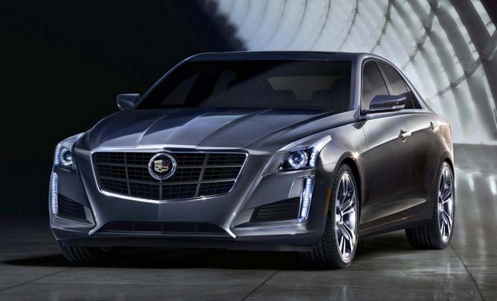 Cadillac CTS 2014, renovación de lujo (Video)