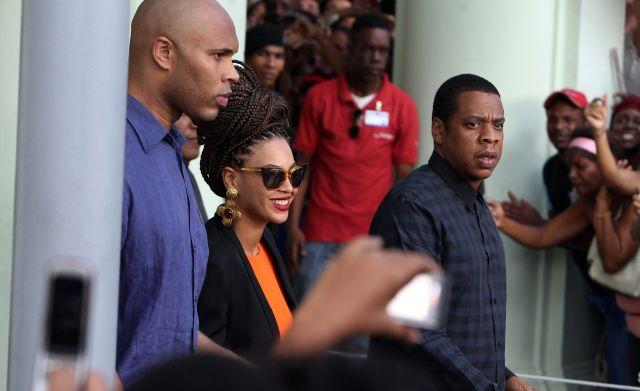 Beyonce y Jay-Z serían investigados por viaje a Cuba
