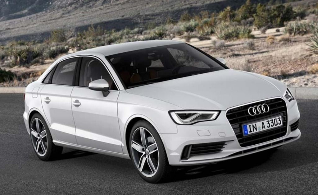 El novedoso Audi A3 sedán (Video)