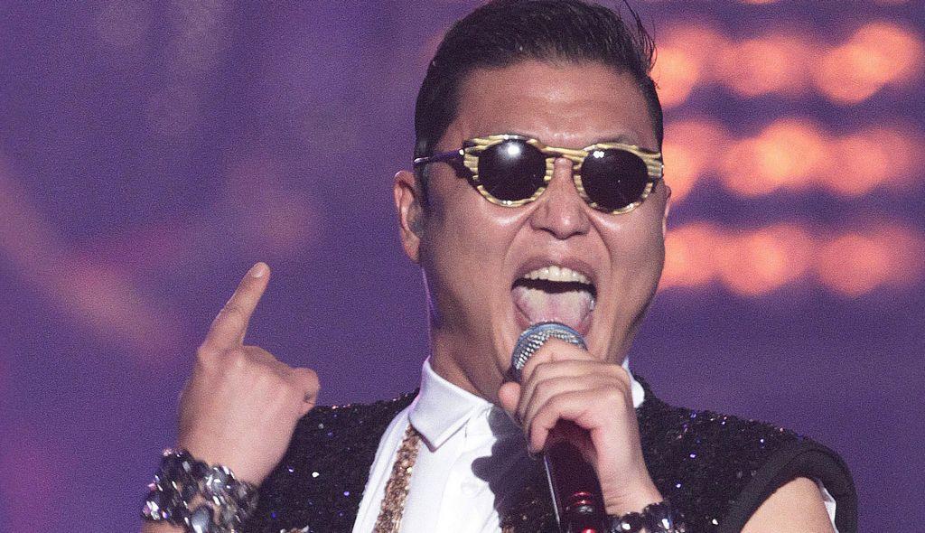 """El baile de """"Gentleman"""" sigue un tempo rápido y """"continúa en la línea del estilo coreano""""."""