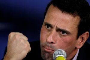 Henrique Capriles, la cara de la oposición