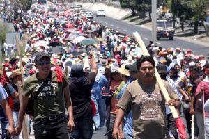 Maestros de Guerrero retoman la Autopista del Sol