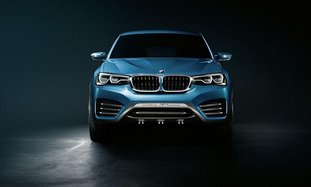 Este prototipo de BMW se presentará en el Autoshow de Shanghai.