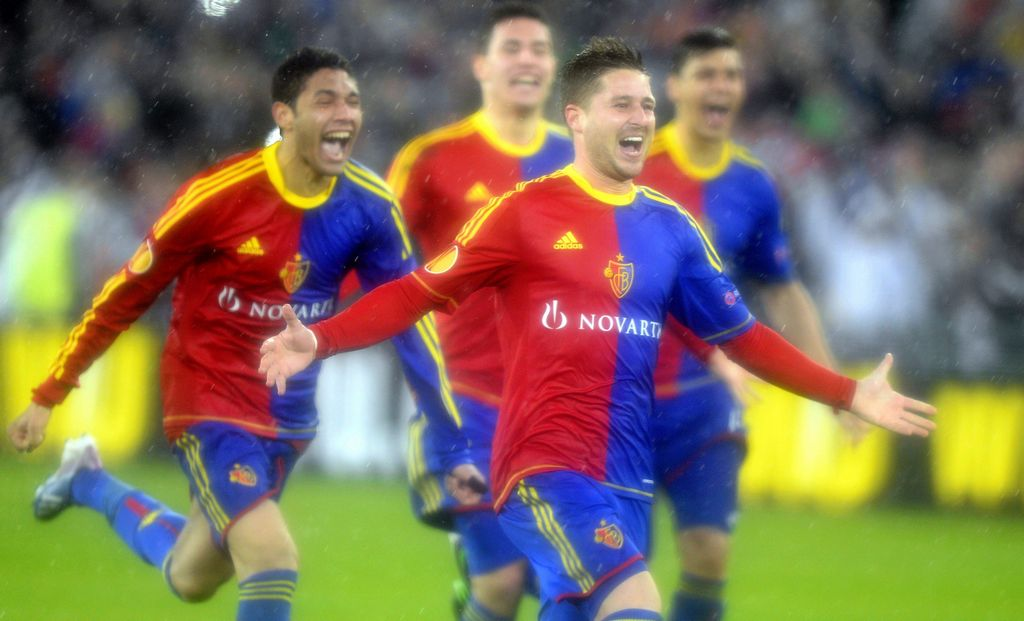 El Basilea fue el último en calificar a semifinales de la Europa League.