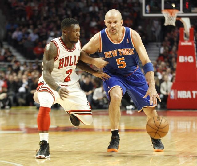 Embisten ahora a  Knicks