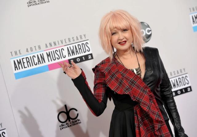 Cyndi Lauper presenta su primer show musical en Broadway