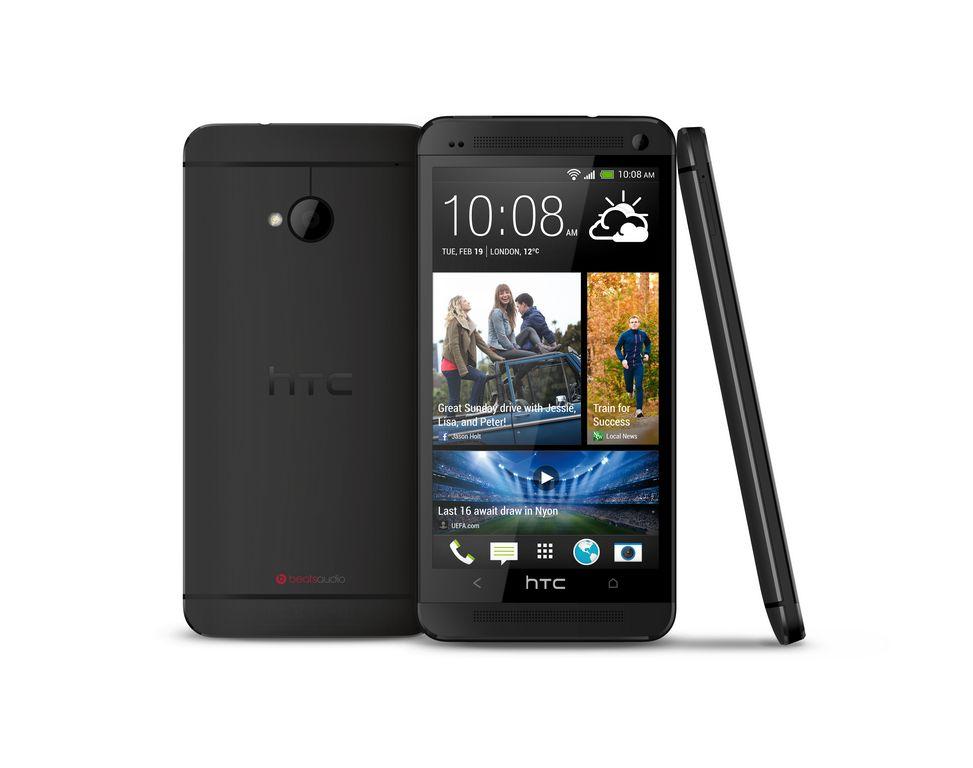 HTC One es el nuevo rival de iPhone