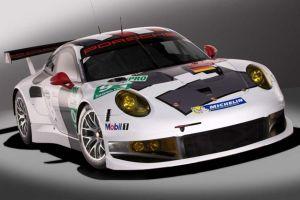 El Porsche para las 24 horas de Le Mans (Video)
