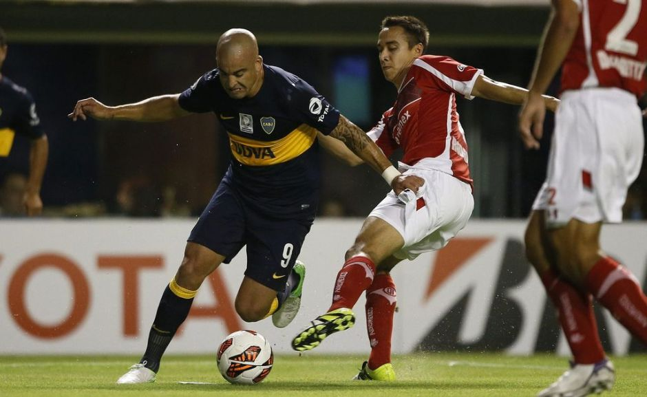 Toluca recibe sin gloria a Boca en Libertadores