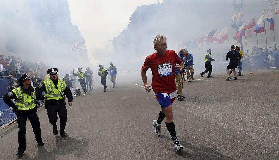 Maratón de Londres rendirá tributo a víctimas de Boston