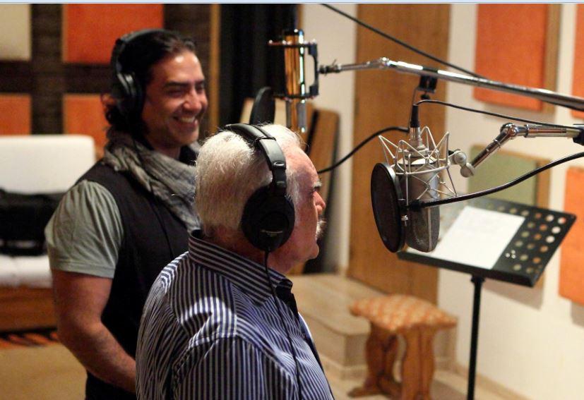 Alejandro Fernández disfruta grabar dueto con su padre