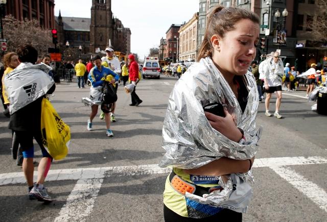 Terror en Boston