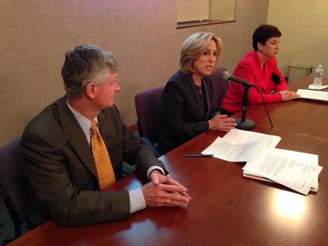 Greuel presenta plan para equilibrar presupuesto de LA