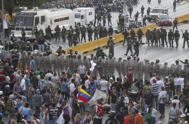 Protestas en Venezuela tras elecciones dejan 7 muertos