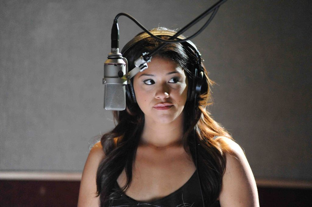 La actriz de descendencia puertorriqueña y oriunda de Chicago Gina Rodríguez es 'Filly Brown'.