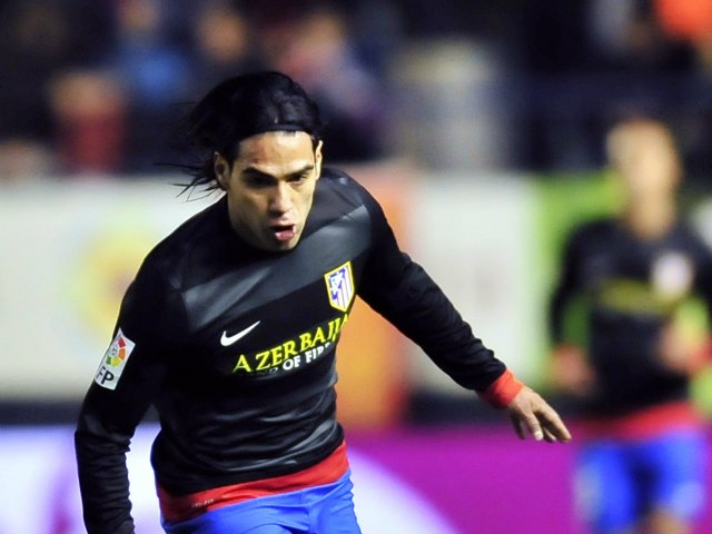 Radamel Falcao ve cerca la Champions