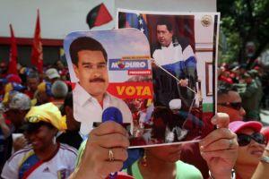 Hombre interrumpe discurso de Maduro en Venezuela (videos)