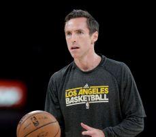 Tendrán Lakers  difícil examen