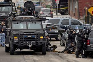 EEUU: Caos y horror