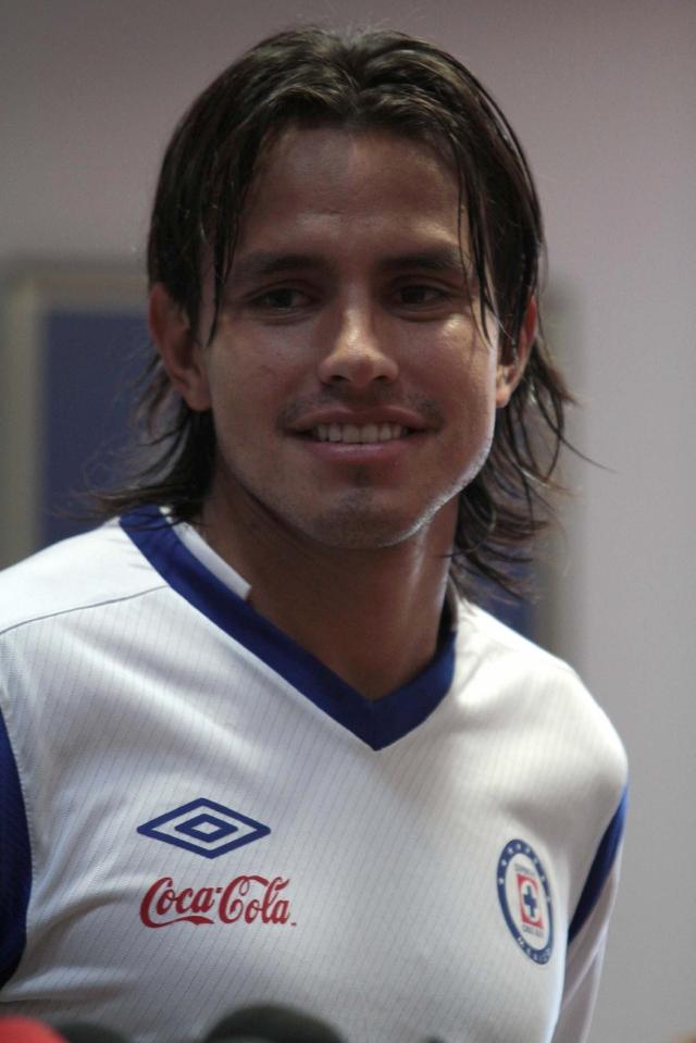 Gerardo Flores jugará en la Copa Mundo Brasil 2014