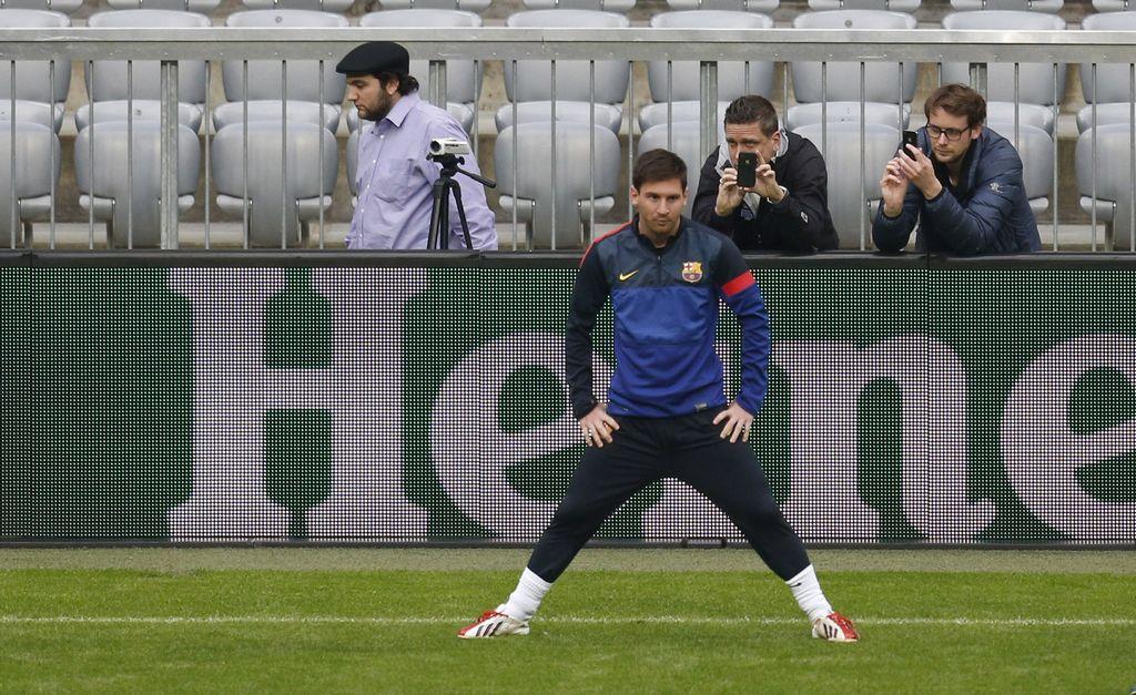 Para medios, Messi es imprescindible en el Bayern – Barsa