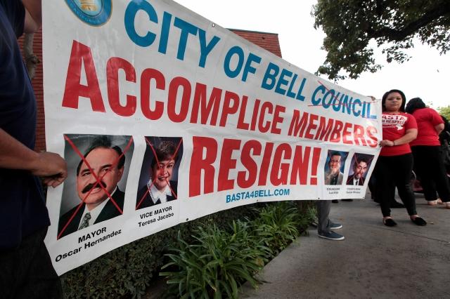 Fiscalía de LA decide el futuro del caso Bell
