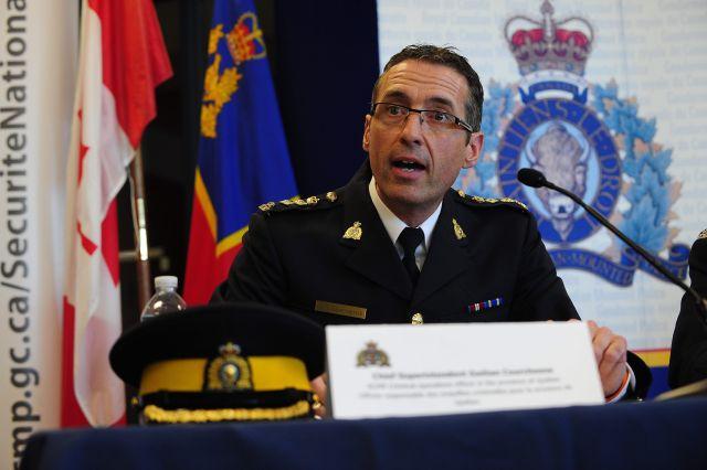 Acusados de planear atentado en Canadá irán ante el juez